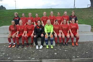 Frauen 1. Mannschaft